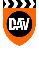 DAV Producties Official Logo